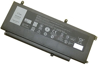 Dell P41F Battery